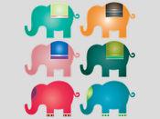 大象贴纸包 2.0.1