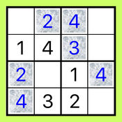 4x4 to 6x6!简易数独 for 超级初学者 1.3