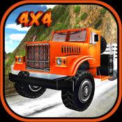 4×4卡车司机爬坡赛车模拟器 1