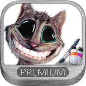 搞笑图片 - 发生在我的脸上搞笑光电PREMIUM 1.1