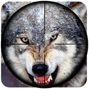 动作冒险猎人狼游戏2016 - 狩猎免费真正的动物狩猎射击任务