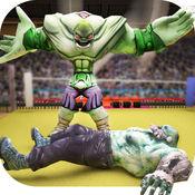 难以置信 怪物 超级英雄 环 战斗 2