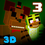 5晚在魔方3D比萨店 - 3 Full 1.7