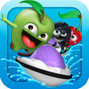 Loopy Fruit Splash/多圈水果飞溅