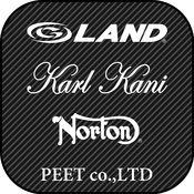 PEET公式アプリ(G-LAND、Karl Kani、Norton) 1.1.0