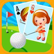 高尔夫纸牌 - 口袋接龙大作战 3