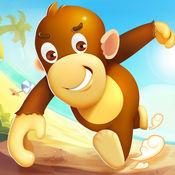 猩猩大逃亡 - 天天口袋动物园酷跑游戏 2.1