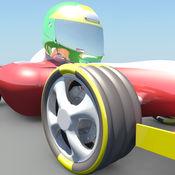 盛大的高速车路边停车亲 - 开车游戏技能培训南方公园小游