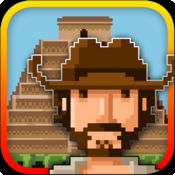 Aztec Temple Hunt : 跳无尽的冒险 1