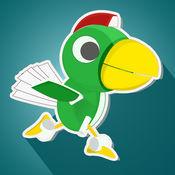 万鸟空中跳跃比赛亲 - 手机游戏下载小游戏赛车小好玩的單