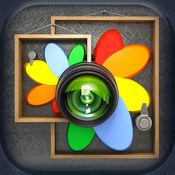 画中画帧 – 照片编辑器 最佳PIP& 搅拌机拍照效果 1