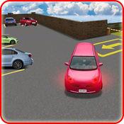 多 跟踪 汽车 停車處 模拟器 1