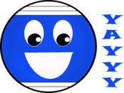 Mr. Bump: The Round Ball贴纸,设计:Sonam 3.0.1