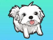 我的马耳他狗贴纸 1