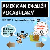 美国英语词汇...