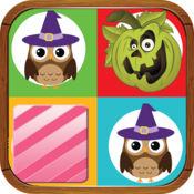 孩子们的万圣节快乐比赛游戏 1.0.0