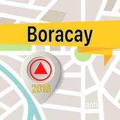 Boracay 离线地图导航和指南 1