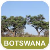 博茨瓦纳 离线地图 - PLACE STARS v1.1