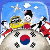 韩语字典 - 带有抽认卡和母语发音的免费离线短语手册