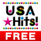 USA Hits! (免费) - 最新美国歌曲排行榜 1.1