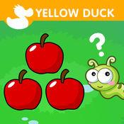 小宝宝数苹果 - 幼儿园数学游戏