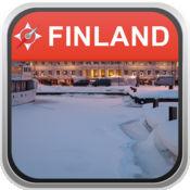 离线地图 芬兰: City Navigator Maps 1.1