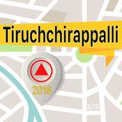 蒂魯吉拉帕利 离线地图导航和指南 1