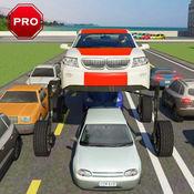 先生总统 护送升高的汽车行车 PRO 3D 1.2