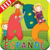 儿童英语字母书幼稚园及幼儿学龄前男孩和带免费语音游戏风