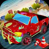 皮卡车巴龙 - 免费卡车赛车游戏 1