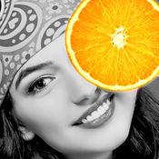 Splash:创建黑白和选择性彩色照片 1