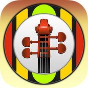 小提琴调音器和节拍器 - violin toolkit 2