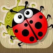 昆虫拼图—适合幼儿的昆虫拼图游戏 1.4