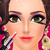 灰姑娘化妆 - 小公主女生服装制作化妆游戏奇迹暖暖环游世