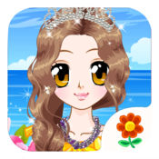 公主游戏™ - 化妆换装沙龙,女生游戏 1