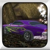紫色汽车爬坡 5.3