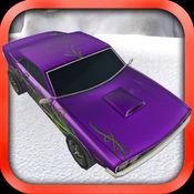 紫色汽车爬坡赛 5.3