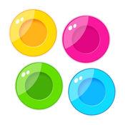 彩色圆点消消乐 ...