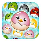 幼鸟:鸡蛋农场史诗益智游戏 - 免费版 1