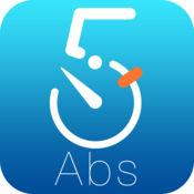5 分钟 ABS 的锻炼-个人视频教练 1.1