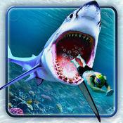 鲨鱼VR攻击模拟器 - 海鱼为孩子 1.4