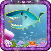 鲨鱼和朋友在海底世界 Match 3 1.0.0