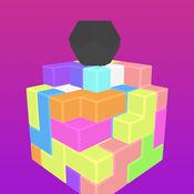 球别掉 - 一款休闲益智类的3D物理积木消除游戏 1.0.2