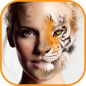 最佳面膜照片变形应用程序 2