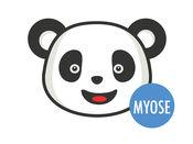 熊猫 - MYOSE - 让你自己的表情贴纸 2