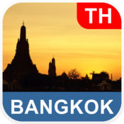 泰国曼谷 离线地图 - PLACE STARS v1.1