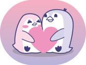 热恋企鹅 1