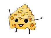 奶酪贴纸,设计:Has...