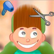 儿童游戏/剪头发 6