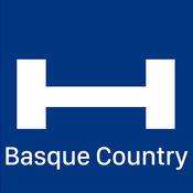 Basque Country对于今晚与地图和旅行游览比较和预订酒店 1